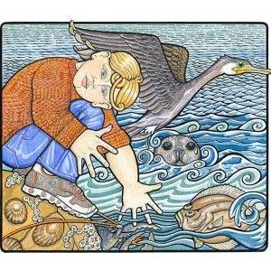 David Hall Artist Childhood by the Sea davidhallartist.info