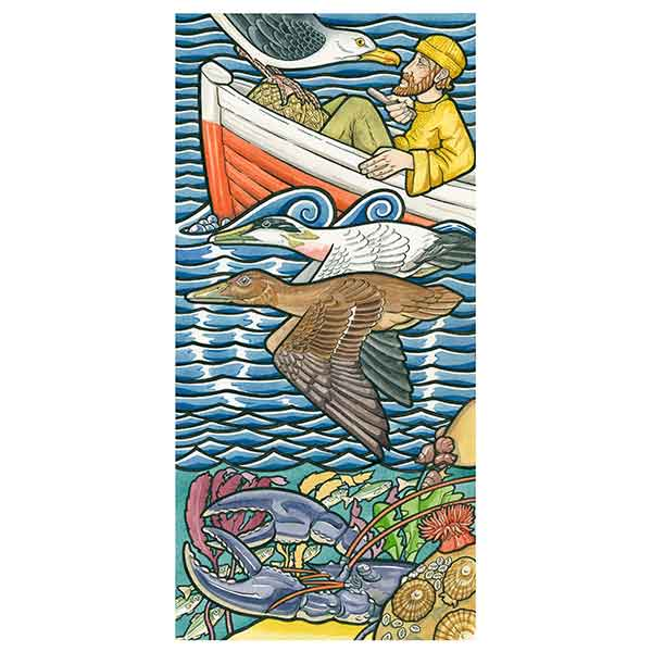 The Gulls Ordinance web davidhallartist.info