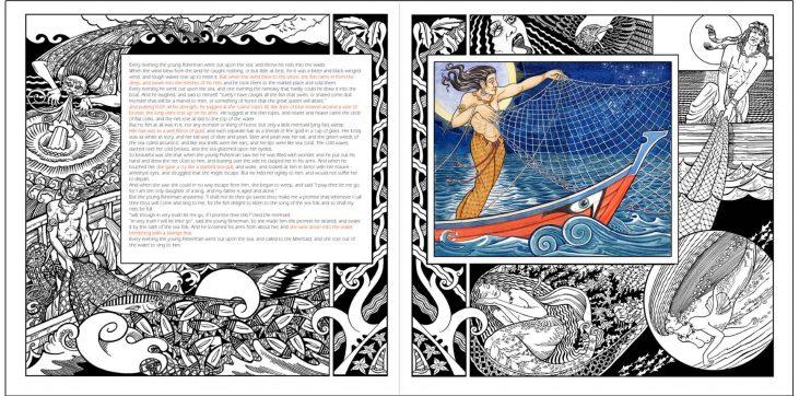 The Fisherman pages 2 & 3 web davidhallartist.info