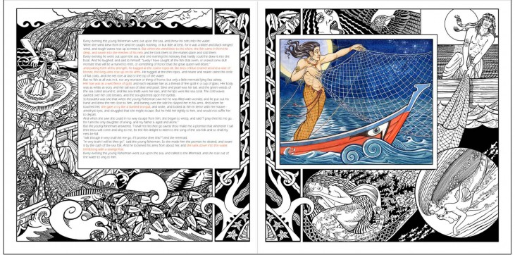 The Fisherman pages 2 & 3 web davidhallartist.info